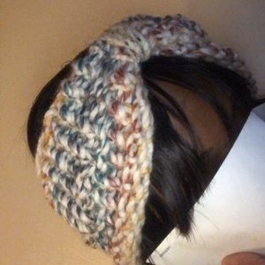 Hand Knitted headband By Me CapriCap$ -